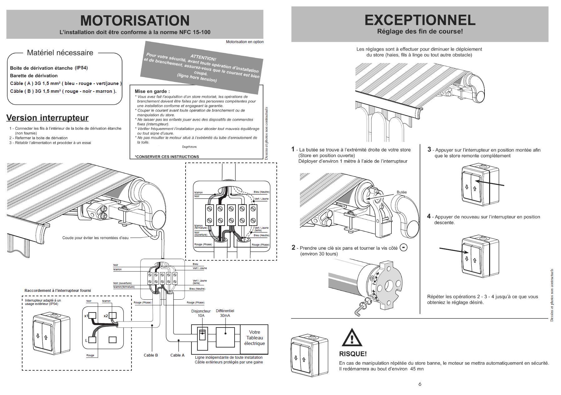 notice volet roulant somfy pdf. Black Bedroom Furniture Sets. Home Design Ideas