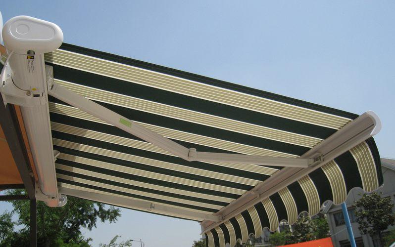 store banne 4m good zonnescherm store banne zonneluifel b. Black Bedroom Furniture Sets. Home Design Ideas